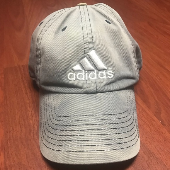 f56bfad291d71 adidas Accessories - Distressed Adidas Baseball hat